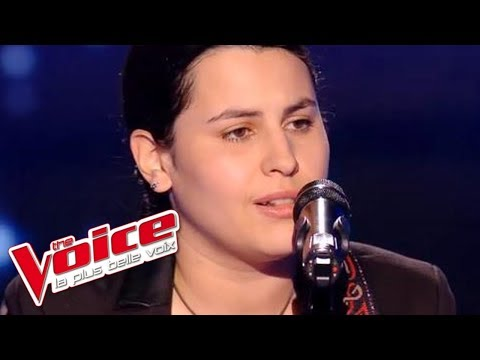 Isabelle Boulay Parle Moi Anahy The Voice France 2016 Blind Audition