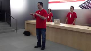 Gambar cover Apple Store Causeway Bay - Welcome Speech - Hong Kong