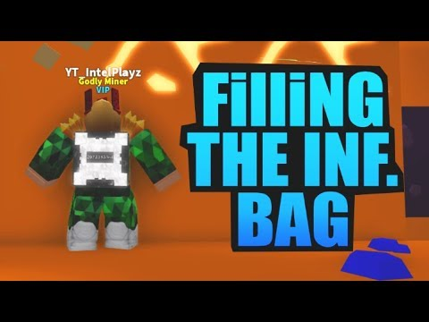Filling The INF. Bag PT. 2 | Mining Simulator