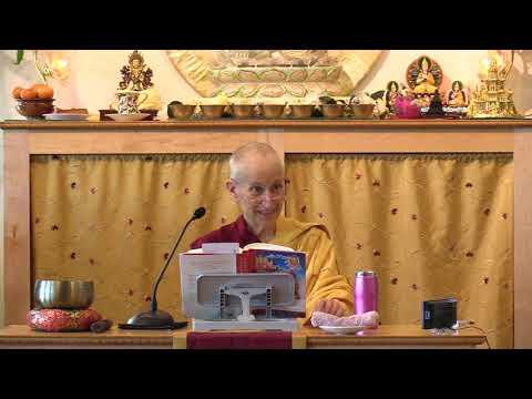 25 Samsara, Nirvana, and Buddha Nature: Clusters of Afflictions 06-25-21
