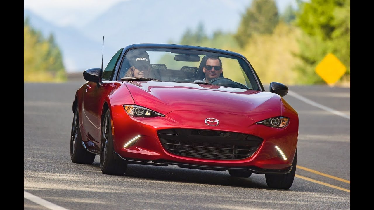 2016 Mazda MX-5 Miata 0-60 Time - YouTube