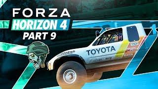 "Forza Horizon 4 PC Gameplay Walkthrough - Part 9 - ""AUDI R8 2013"" (Let"