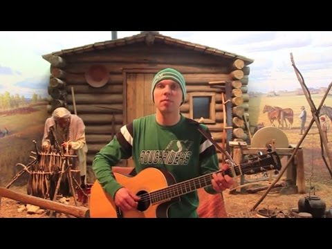 The Land of Living Skies (a song about Saskatchewan)