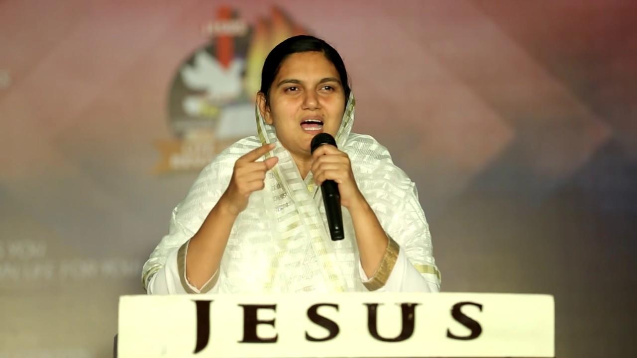 యోబు దేవుని దృష్టిలో నీతిమంతుడు ..word of God by sis.Shaila Paul garu