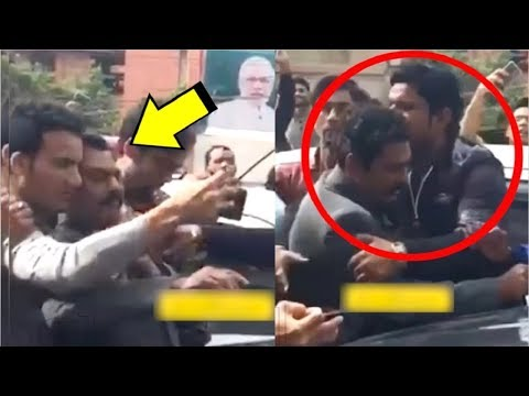 Crazy Fan Misbehaves With Nawazuddin Siddiqui, Grabbed Him From Neck For A Selfie