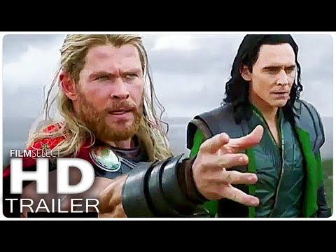 Download Youtube: THOR RAGNAROK: 5 Minute Extended Trailer (2017)
