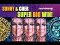 Sunny Cher Super Big Win Slot Machine Bonus Casinomannj