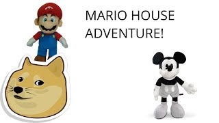 Mario house adventure movie.