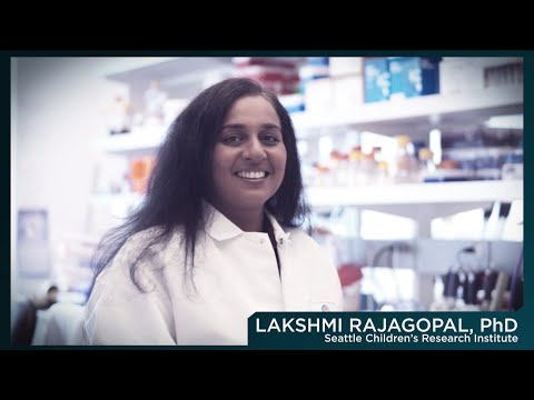 Seattle Children's Research Institute's Faces of Research – Meet Dr. Lakshmi Rajagopal