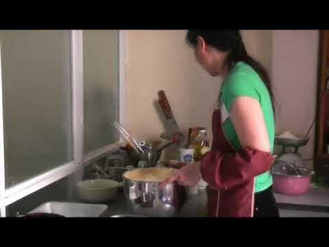 Cách nướng bánh gato