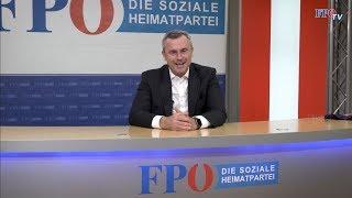 Steiermark-Wahl: Der Wahlaufruf von FPÖ-Obmann Norbert Hofer