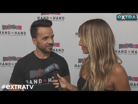 Luis Fonsi Talks Hurricane Relief and Powerful Duet with Tori Kelly