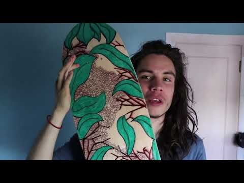 Skateboard Epoxy DIY Tutorial