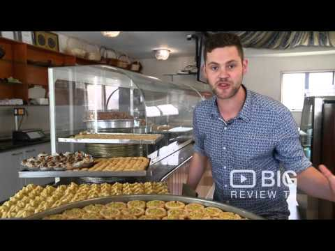 Shefco Cedar Bakery, a Cafe in Auckland serving Lebanese Food and Baklava