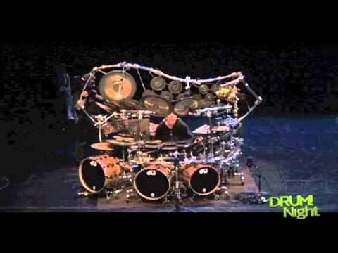 Terry Bozzio At 2011 Drum Night Pt 2