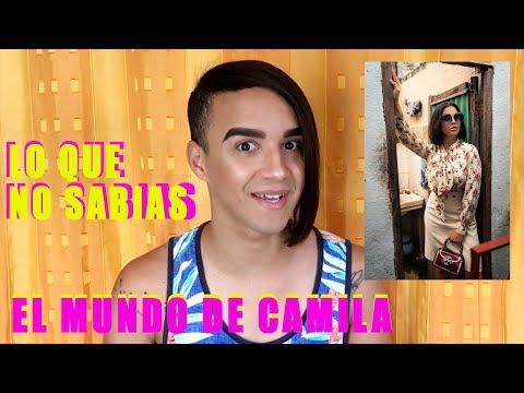 El Mundo Secreto de Camila - El Mundo de Camila - Lo que no sabes de Camila Guiribitey