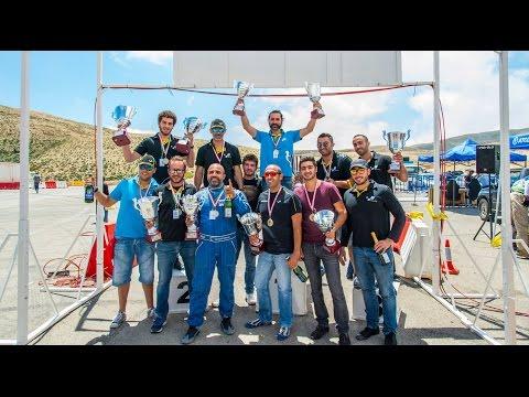 Renault Sport Club Lebanon - 2015 Speed Test Round 1