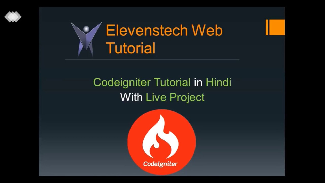 Login and Logout with Codeigniter