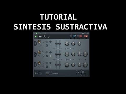 Tutorial: Sintesis Sustractiva (Que es y ejemplos)
