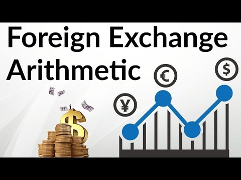 Foreign Exchange Arithmetic - Paper 2 of Accounting and Finance for RBI / JAIIB / CAIIB / SBI / IBPS