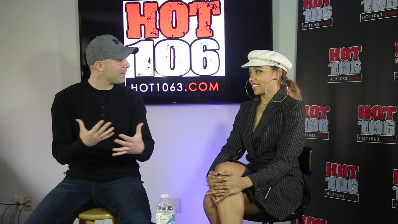 Download Tinashe - FULL INTERVIEW - Hot 106