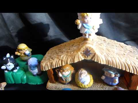 Little People Nativity Set Review