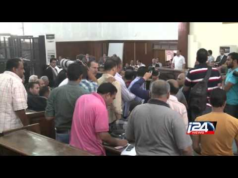 183 Muslim Brotherhood supporters sentenced to death in Egypt