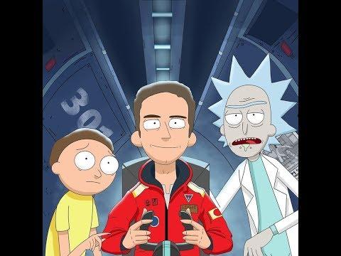 Rick and Morty -Logic Let Me Go(Emotional)