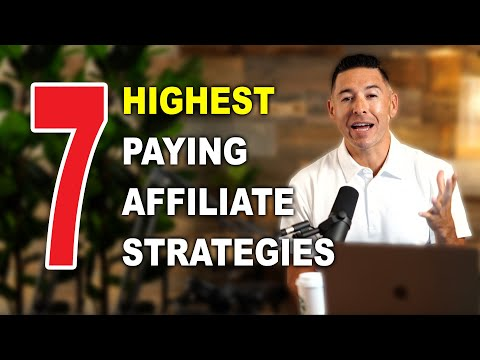 7 Affiliate Marketing Strategies To Make Money Online
