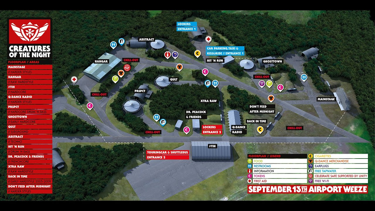 BASE 2014 | Timetable release video - YouTube