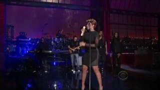 Mary J Blige I Am David Letterman 2010 (two46am.com)