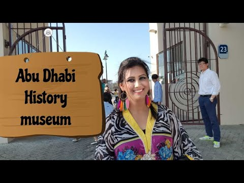 Abu Dhabi History Museum & Aquarium | UAE best things to see | Mamta Sachdeva | Cabin Crew |