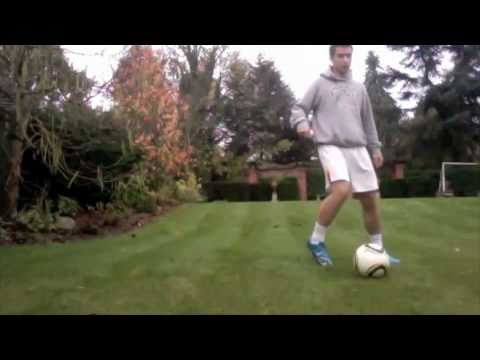 Learn Soccer Skills: Rabona Tutorial: Learn How To Use The Robana Fake Skill