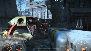 Прохождение Fallout 4 Молекулярный уровень ч.1 10