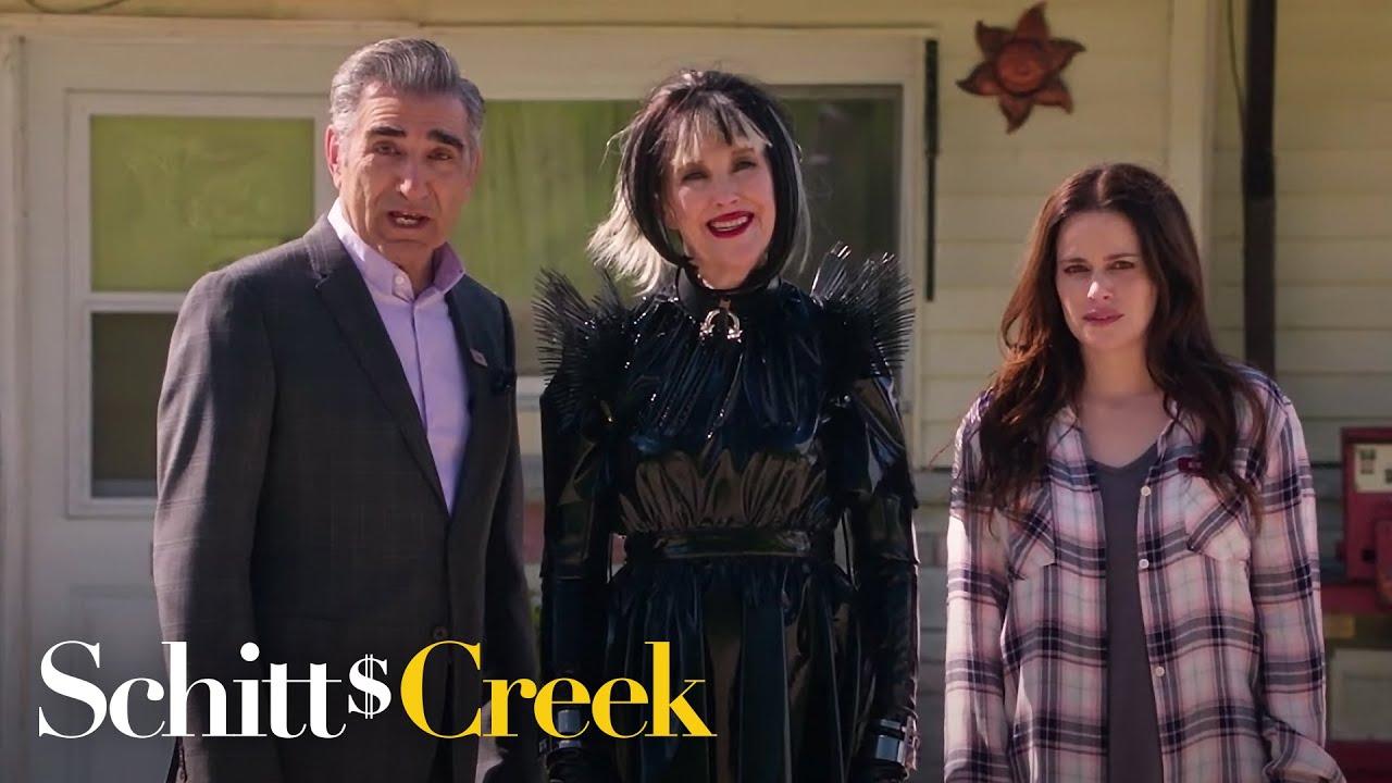 Download Schitt's Creek Season 6 Official Trailer
