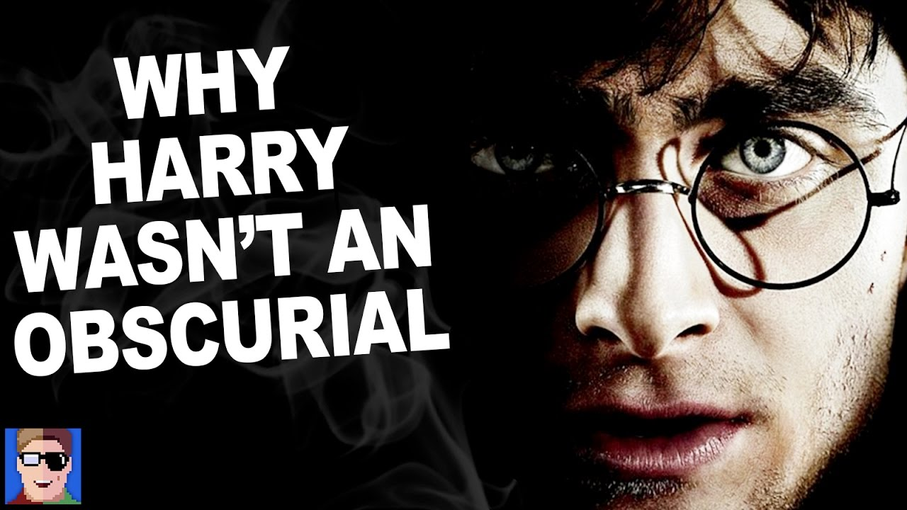 Harry Potter Theory Why Harry Wasnt An Obscurial Youtube