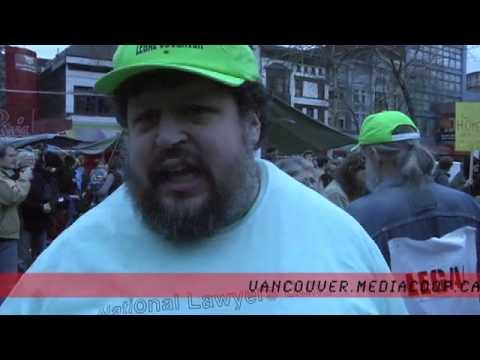 The NLG vs BC Civil Liberties