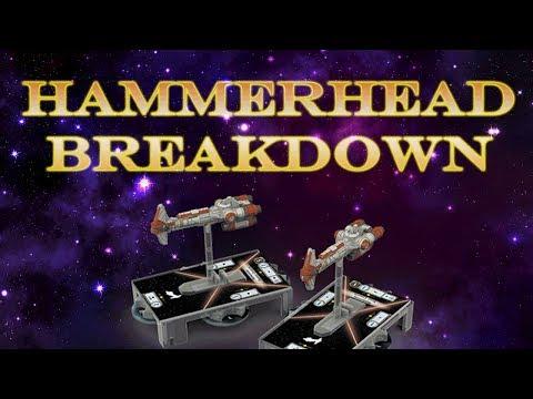 Armada Ship Breakdown - Hammerhead