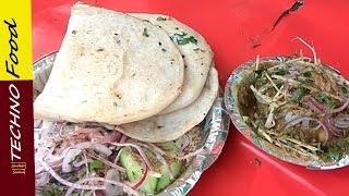 Chole Kulche | Indian Street Foods | Delhi