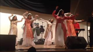 Armin (Jane Maryam)  رقص ایرانی ) جان مريم)