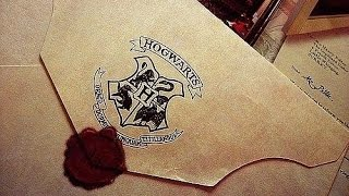 Как сделать письмо из Хогвартса (без принтера)(, 2015-08-19T10:22:53.000Z)