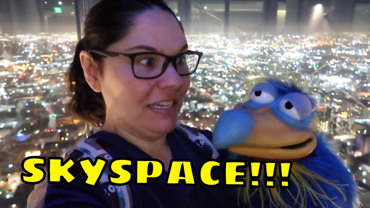 da436ba3469 Ventriloquist goes to Yelp Fundraiser for Miry s List at SkySpace Los  Angeles for