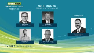 2021 GREEN4SEA Virtual Forum Panel 9: LPG as a Fuel