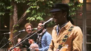 "VAUDOU GAME  "" Cocorico "" - Concert sauvage @Nancy Jazz Pulsations 2015"