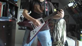 Scorpions - Tease me Please me - Guitar Cover