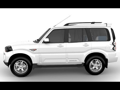 New Price Range for Mahindra Scorpio After GST 2017 | Doovi