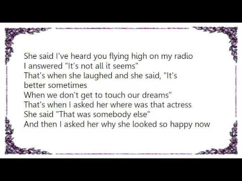 Harry Chapin - Sequel Lyrics