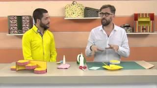 Caixa Sextavada com Luiz Masse