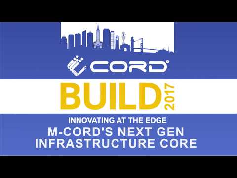 M-CORD's Next Generation Infrastructure Core (NGIC)