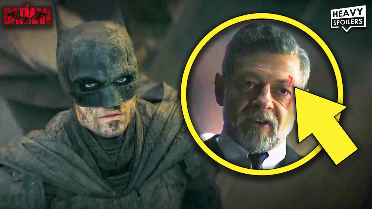 Download THE BATMAN 2022 Official Trailer Breakdown | Easter Eggs Explained & Things You Missed | DC FANDOME